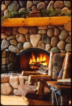 Rock Fireplace building a stone veneer fireplace: tips for design decisions
