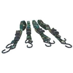 Wilmar W1440 4-Piece Ratcheting Tie Down Set by Wilmar. Save 36 Off!. $19.20. From the Manufacturer                Locking ratchets and protective coated hooks to help prevent scratching. Easy to use push button release. Sturdy woven nylon straps. 4 pieces, 6 foot tie downs.                                    Product Description                Locking ratchets and protective coated hooks to help prevent scratching. Easy to use push button release. Sturdy woven nylon straps....