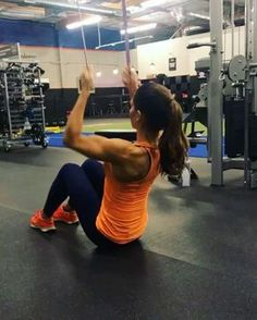 """6,415 Likes, 84 Comments - Alexia Clark (@alexia_clark) on Instagram: """"Upper Body circuit! 1. 25 reps 2. 15 each side 3. 15 reps 4. 15 each 3-5 ROUNDS #alexiaclark…"""""""