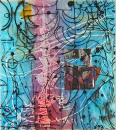 "Saatchi Art Artist Michel Beaucage; Painting, ""Atlantis I"" #art"