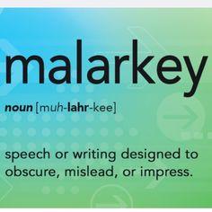 Malarkey-