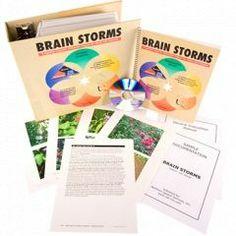 Brain Storms: A Cognitive–Linguistic Stimulation Program for Persons with Dementia