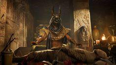 Assassins Creed Origins Concept Art