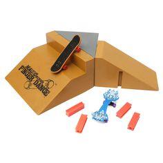 Magic Finger Dance Tech Deck Fingerboard Finger Board Skate Slope Stair Ramp Ultimate Park J5-5