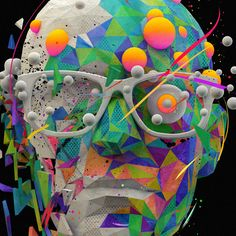 I am the New Creative by Sebastian Onufszak, via Behance