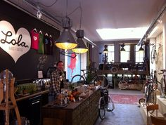 Fancy - Lola Bikes and Coffee