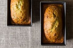 My New Favorite Zucchini Bread // A rosemary and orange-scented loaf cake that feels both indulgent and virtuous.