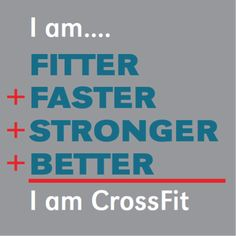 CrossFit Charleston - Daily Motivation