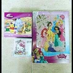 ได้รับของแล้วคะ น่ารักฟรุ้งฟริ้งที่สุด #review  www.model3dpuzzle.lnwshop.com Line ID :0895319123