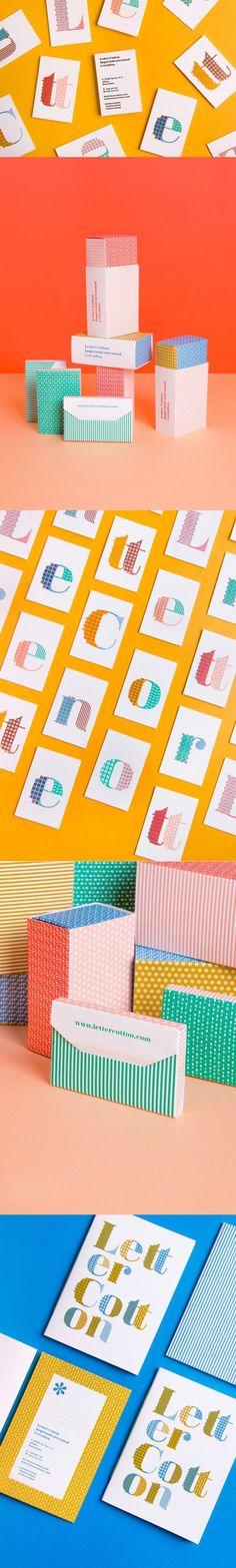 Colorful Branding Design