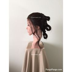Rey Costume Wig Star Wars Costume Lace Front Wig Star Wars Episode Vii... ($145) ❤ liked on Polyvore featuring costumes, bath & beauty, grey, hair care, wigs, ladies costumes, star wars womens costumes, queen costume, star wars costumes and party halloween costumes