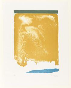 Helen Frankenthaler. Persian Garden. 1965–66