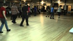 Linedance Lesson Blue Note  Choreo. Jan Smith  Music Big Blue Note by To...