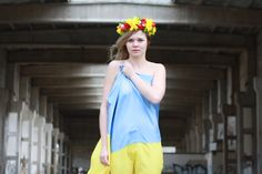 Photosession with Daria #Ukraine #theme