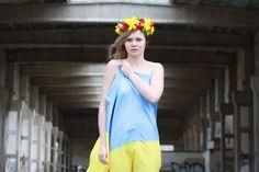 Photosession with Daria #Ukraine #theme