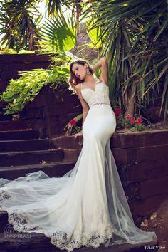 http://weddinginspirasi.com/2014/04/14/julie-vino-spring-2014-wedding-dresses-orchid-bridal-collection/ julie vino orchid collection 2014 maya #wedding dress #weddingdress #bridal #weddings #sposa #nova #vestidos