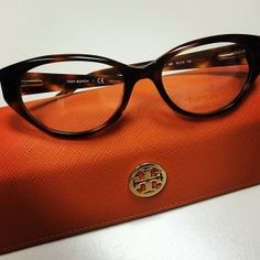 9a83a2c0b2 Beautiful opthalmic eyeglasses by Tory Burch! Four Eyes