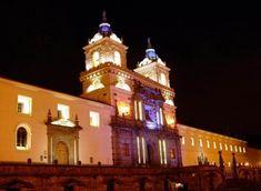 """Iglesia de San Francisco - Quito - Ecuador   """"Lo mejor del Mundo"""" según National Geographic"""