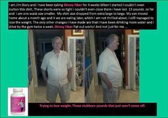 Jim has lost 13 pounds in 4 weeks using Skinny Fiber. Enlarge the photo to read his story. Congrats Jim!    Order Skinny Fiber today - www.SkinnyBodyIn90Days.com    Earn money while you lose weight - www.WinWithSkinny.com
