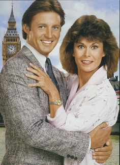 Scarecrow and Mrs. King (1983–1987) - Stars: Kate Jackson, Bruce Boxleitner, Beverly Garland.  - The adventures of a housewife and a spy whom she fell in with.  ADVENTURE