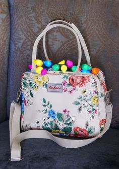 Hampstead Rose Busy Bag * Cath Kidston Christmas 2015