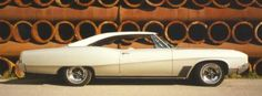 1967 Buick Wildcat Hardtop Coupe Maintenance of old vehicles: the material for new cogs/casters/gears could be cast polyamide which I (Cast polyamide) can produce