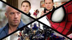 2014 Summer Movie Preview: Transformers, Godzilla, Spider-Man & More!
