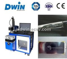 Optic Fiber Laser Marking Machine DW-F10W/20W (DW-F10W/20W) - China Fiber Laser Marking Machine;Metal Laser Marking Machine;china fiber l...