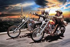 David Mann~There are some people that are able to change the way that others view things. David Mann was one of these people. He was born September 10, 1940. David grew up to be a graphic artists who brought a subculture to the mainstream. He was an impressive motorcycle painter and was considered to be the …