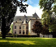Gulpen (Zuid Limburg) - Kasteel Wittem.