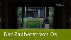 Der Zauberer von Oz  Der Bühnenbildaufbau | Volksoper Wien #Theaterkompass #TV #Video #Vorschau #Trailer #Theater #Theatre #Schauspiel #Tanztheater #Ballett #Musiktheater #Clips #Trailershow
