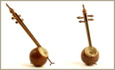 Kamancheh (kamānche or kamāncha)  is a Persian bowed string instrument related to the bowed rebab, the historical ancestor of the kamancheh and also to the bowed lira of the Byzantine Empire, ancestor of the European violin family. The strings are played with a variable-tension bow. It is widely used in the classical music of Iran, Armenia, Azerbaijan, Uzbekistan, Turkmenistan and Kurdistan Regions with slight variations in the structure of the instrument.