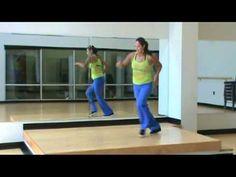ESTA CACHE MERENGUE. ONE of my zumba instructors first videos
