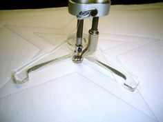 TopAnchor Quilting Tools offers PentaStar machine quilting templates and much more. Click here to view more of our designs!