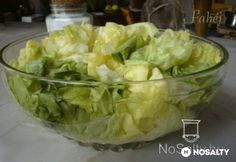 Hungarian Recipes, Lunch Recipes, Potato Salad, Main Dishes, Cabbage, Food And Drink, Vegetarian, Meals, Vegetables