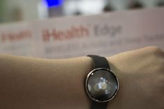 ihealth edge #wearables #tech #wearabletech #CES2015 #technology