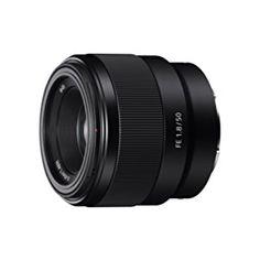 Sony FE Prime Lens for Sony Alpha E-mount Cameras - Iphone Camera Lens, Nikon Dslr Camera, Dslr Cameras, Camera Gear, Nikon D3100, Sony A6000, Smart Tv, Best Canon Lenses, Filter