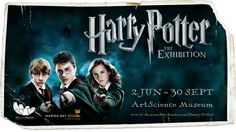 go to Harry Potter the Exhibition when its back in the U.S.