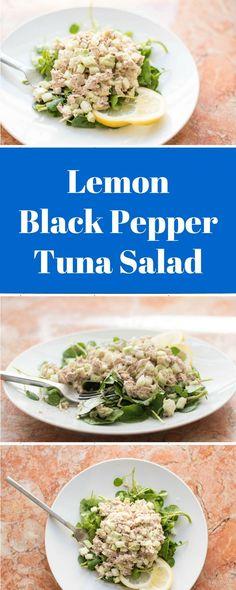 Salad Tuna – Resep Masakan Praktis Untuk Diet Sehat