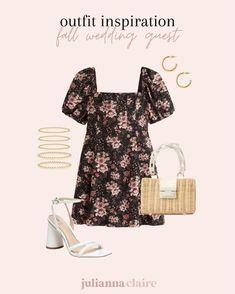 Fall wedding guest outfit inspiration #LTKunder50 #LTKstyletip #LTKSeasonal