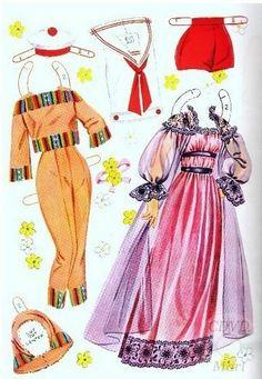 Sandra Dee Paper Dolls 1959 - 9