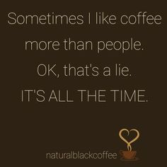 Coffee! Follow us: @