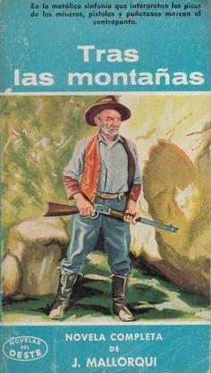 Tras las montañas. Ed. Cliper, 1959 (Col. Novelas del Oeste ; 61)
