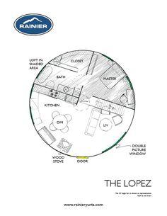 TheLopez  from Rainier Yurts