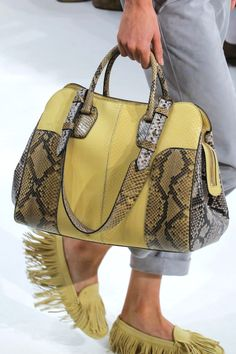Tod's, Ready-To-Wear, Милан soft leather handbags