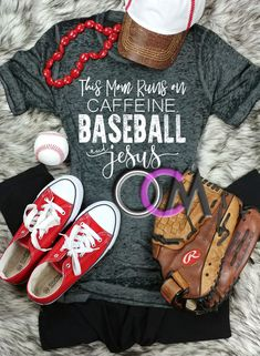 Heart Baseball Mom Shirt, Proud Baseball Mom, Baseball Mom T-Shirt, Ladies Baseball Shirt- Eroded Wash - One Crafty Momma Stock Up On Diapers, Mama Shirt, Jesus Shirts, Disposable Diapers, Mom Outfits, Baby Sleep, Lounge Wear, Running, Baseball Tees