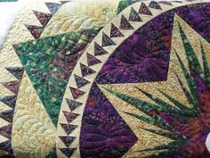 Tree Skirt by Jessica's Quilting Studio, via Flickr