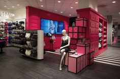 Creneau International - Hunkemöller, Lingerie Stores, The Netherlands & Belgium