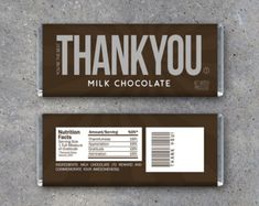 HAPPY BIRTHDAY Candy Bar Wrappers by Studio120Underground on Etsy