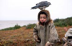 Фото — победитель номинации «Народы России» фото — Александр Романов. Изображение предоставлено пресс-службой «Газпром добыча Ямбург»